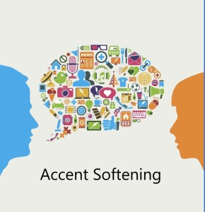 accent softening